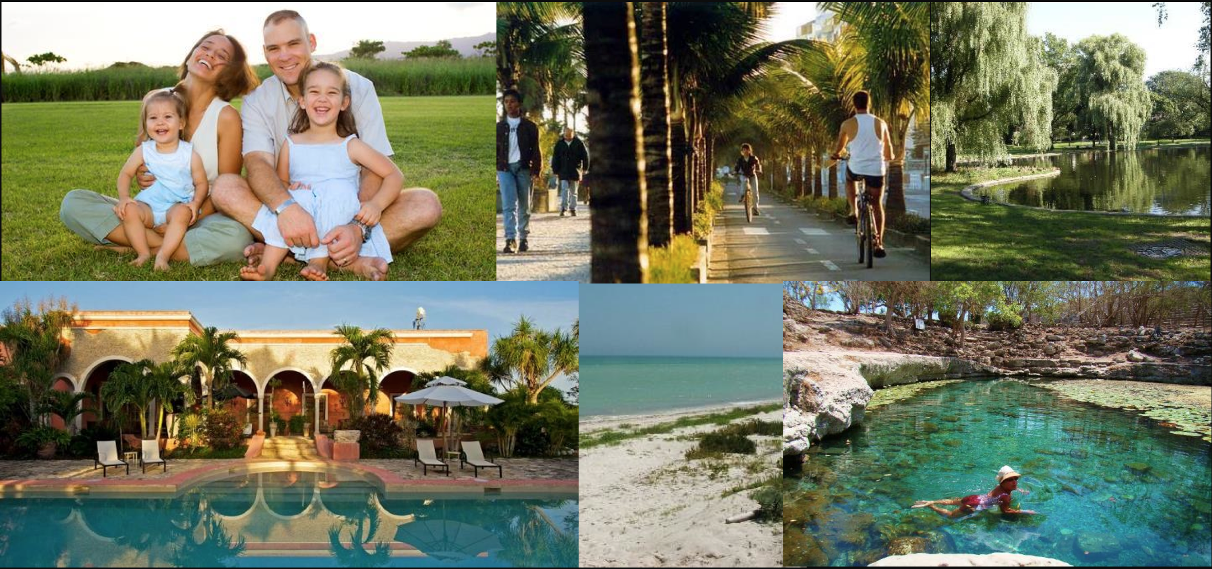 Life in the Yucatan is Grand!